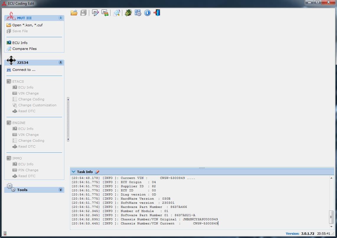 Ecu Coding Edit